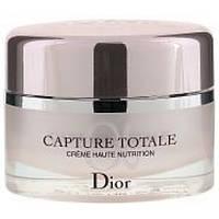 Крем для лица и шеи питательный насыщенной текстуры тестер - Christian Dior Capture Totale Creme Haute Nutrition Visage and Cou 60мл