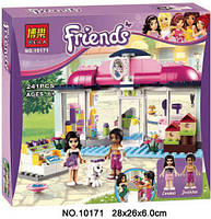 Конструктор BELA FRIENDS 10171 Спа-салон для питомцев (аналог lego 41007)