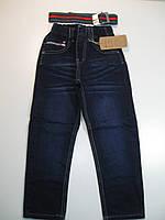 Джинсы для мальчиков, размеры 110, арт. 8004, фото 1