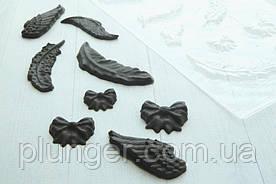Форма пластикова для шоколаду Легкість