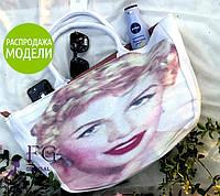 Пляжная текстильная сумка «Merlin»| Распродажа (3065)