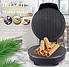 Вафельница электрическая Helmut HM-518 для тонких вафель, 100 Вт, фото 2
