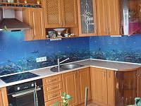 """Фартук кухонный """"Рыбы"""""""