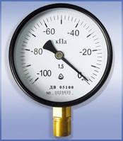 Вакуумметр ДВ 05063-(-100-0кПа)-2,5-01
