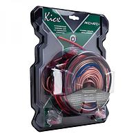 Установочный комплект для усилителя Kicx AKC10ATC4