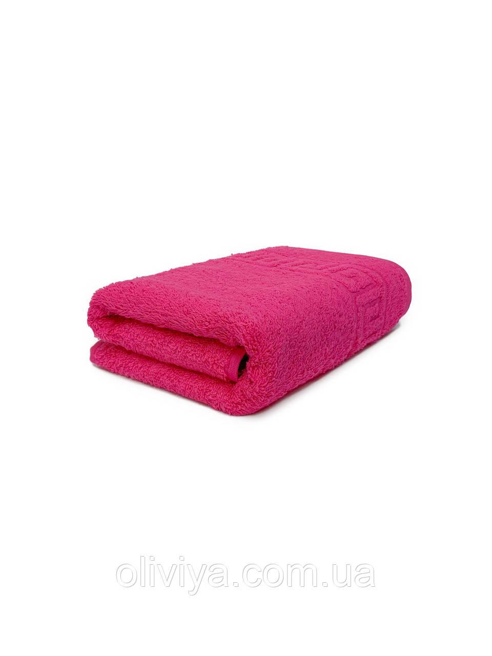 Полотенце для рук 40х70 малиновое