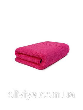 Полотенце для рук 40х70 малиновое, фото 2