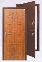 Металлические двери из МДФ Офис-Элит