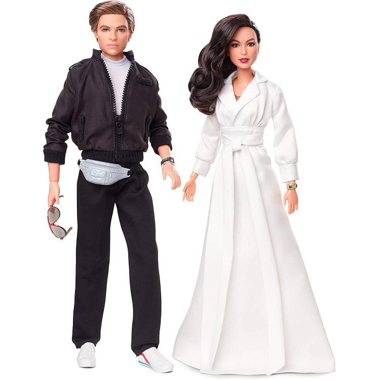Набір колекційних ляльок Барбі Диво-жінка Barbie Diana Prince & Steve Trevor Wonder Woman 1984 Dolls GJJ49