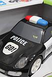 Интерактивная Сенсорная Полицейская машина Hola 6106, фото 5