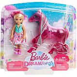 Лялька Барбі Челсі і Єдиноріг Дримтопия Barbie Dreamtopia Chelsea Doll and Unicorn FPL82, фото 5