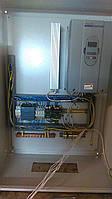 Шкафы управления вентилятором и дымососом 75 кВт