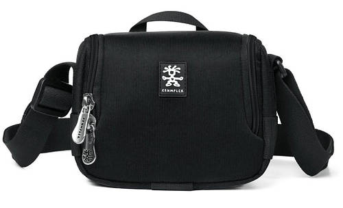 Cумка для фото с отделением для планшета, ноутбука Crumpler Base Layer Camera Cube S (black), BLCC-S-001
