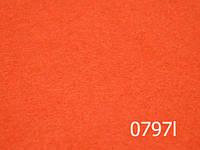 Фетр 1-2мм, оранж