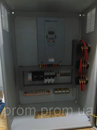 Шкафы управления вентилятором и дымососом 75 кВт, фото 2