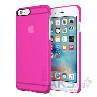 Чехол Incipio feather Apple iPhone 6, iPhone 6S Translucent Pink (IPH-1347-TPNK-INTL)