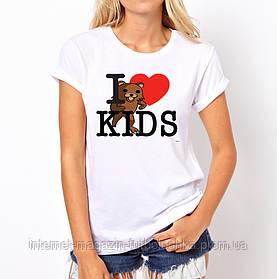 "Футболка ""I love kids"""