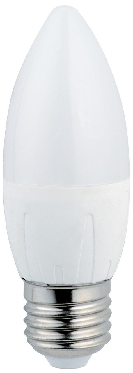 Лампа светодиодная G-tech C30-E27-6W-500lm-нейтральный