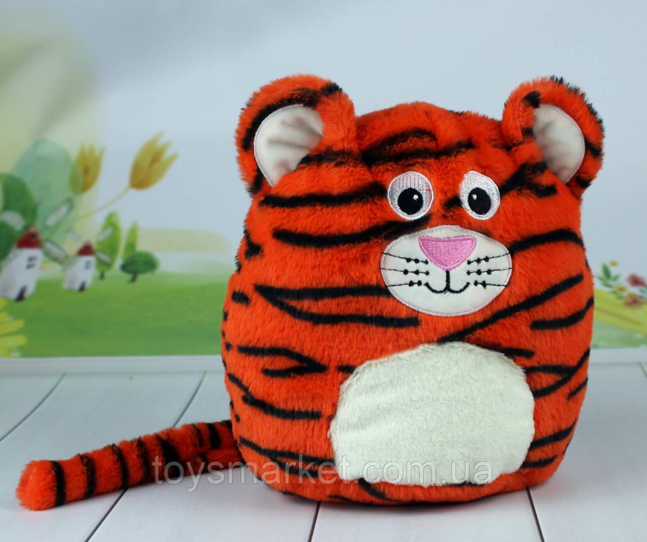 М'яка іграшка Тигр з молниней.