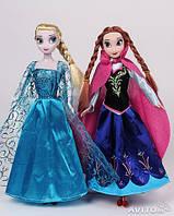 Куклы из холодного сердца, Анна и Эльза, на шарнирах 699-107H/108H, фото 1