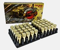 Патрон холостой ZUBER пистолетный 9мм