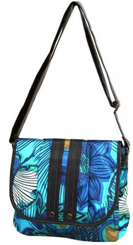 Чудесная молодежная сумка Daniel Ray нейлон 42,584410 синяя