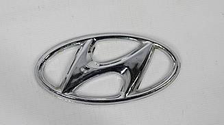Эмблема Hyundai (мал.), Турция