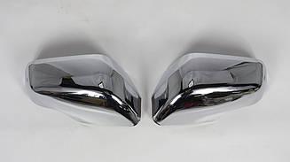 Накладки на зеркала (China) Honda CR-V 2012-...