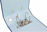 Папка-реєстратор А5, Economix, 70 мм, синя * E30724-02, фото 2