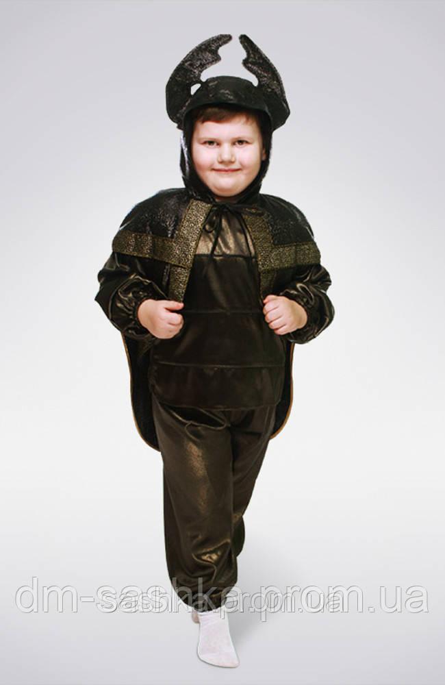 Карнавальний костюм для хлопчиків Жук 92р.