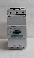 Автомат защиты двигателя siemens 3rv1041-4ja10
