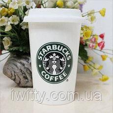 Керамическая термо-чашка Starbucks