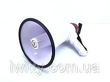 Мегафон/рупор MEGAFONE HW-20B, фото 3
