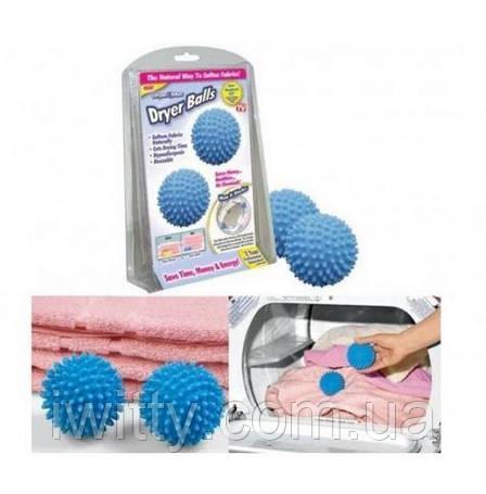 Кульки для прання білизни Dryer balls, фото 2