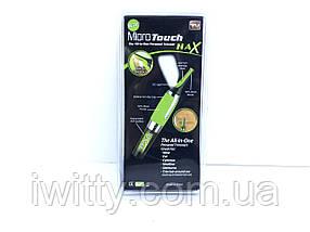 Триммер универсальный мужской для носа и ушей Micro Touch Max, фото 2