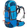 Рюкзак туристический Highlander Ben Nevis 65 Blue, фото 4