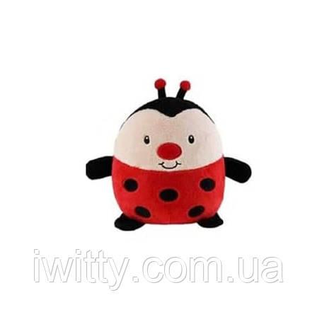 Іграшка толстовка Snuggly Putty 3-11 years (Божа корівка), фото 2