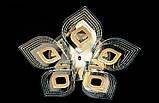Світлодіодна люстра з діммером 2728-5CH LED 3color dimmer, фото 3