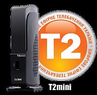 TV-тюнер внешний Romsat Т2 mini (black) DVB-T2