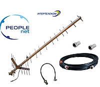 Антенный комплект 3G CDMA 800 21 Дб 10 метров
