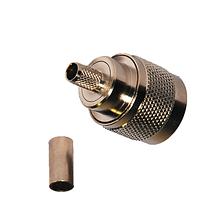 ВЧ разъем  N-111/F для кабеля RG-58 под обжим