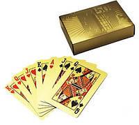 Карты игральные золото эвро