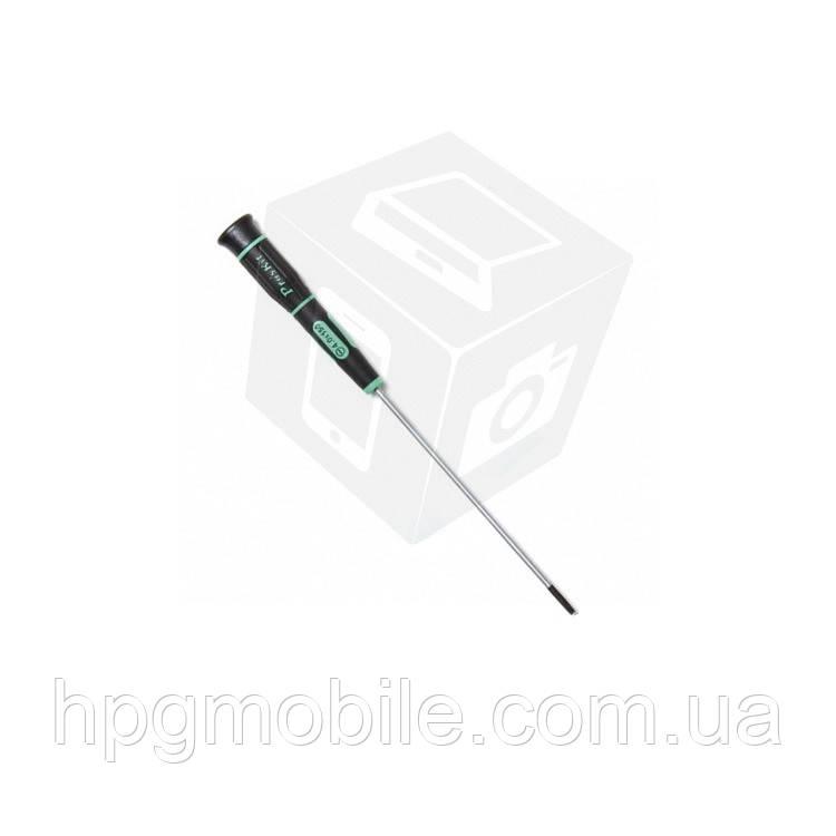 Отвертка прецизионная шлицевая Pro'sKit SD-081-S8