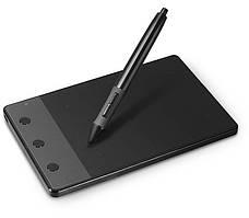 Графический планшет HUION H420 черный 2109-03757