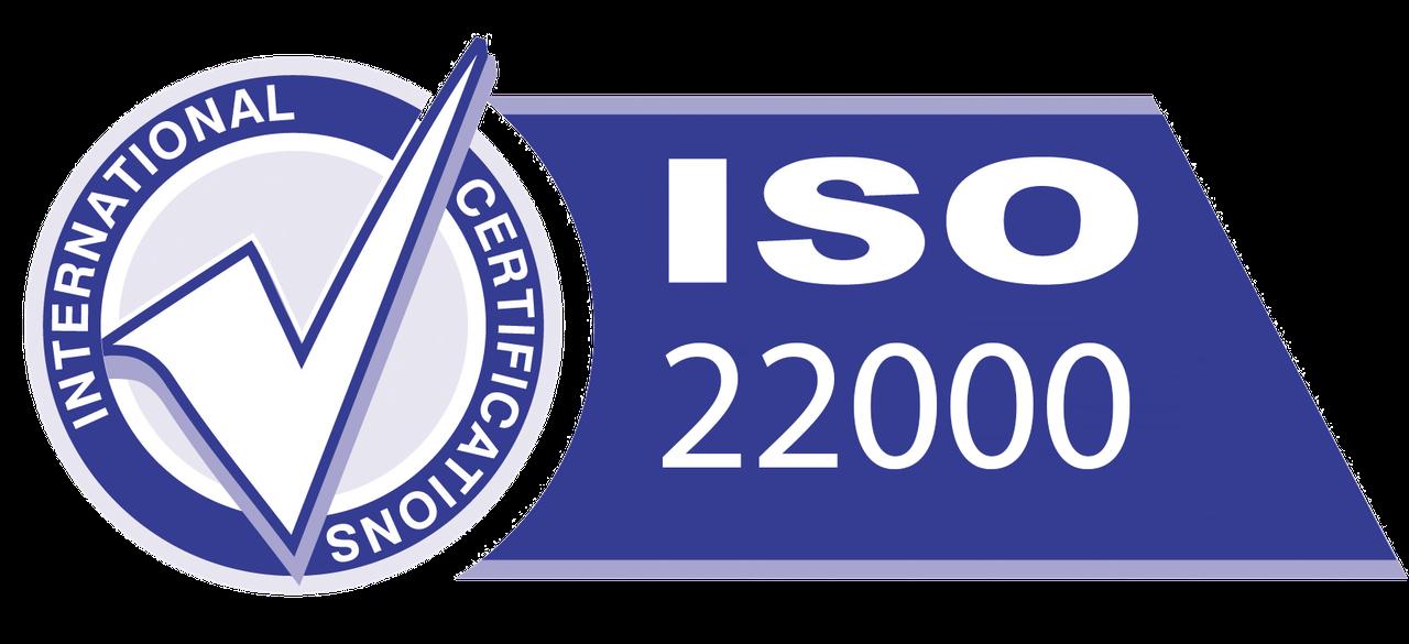 Разработка системы управления безопасностью пищевых продуктов HACCP ISO 22000 ISO/ТS 22002-1:2009 FSSC 22000