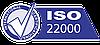 Разработка системы управления безопасностью пищевых продуктов ISO 22000 HACCP