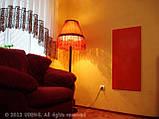 Металлокерамический дизайн-обогреватель Uden-S UDEN-700 универсал одноцветный по каталогу RAL, фото 7