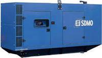 Дизельный генератор SDMO V 275 C2 (в кожухе)
