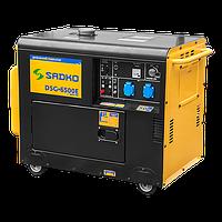Генератор дизельный Sadko DSG-6500E (6 кВт)
