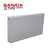 Радиатор стальной SOLARIS22 тип 300 * 500